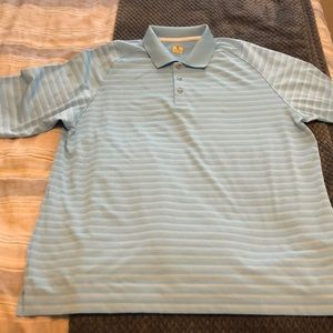 Lone cypress pebble beach collared shirt